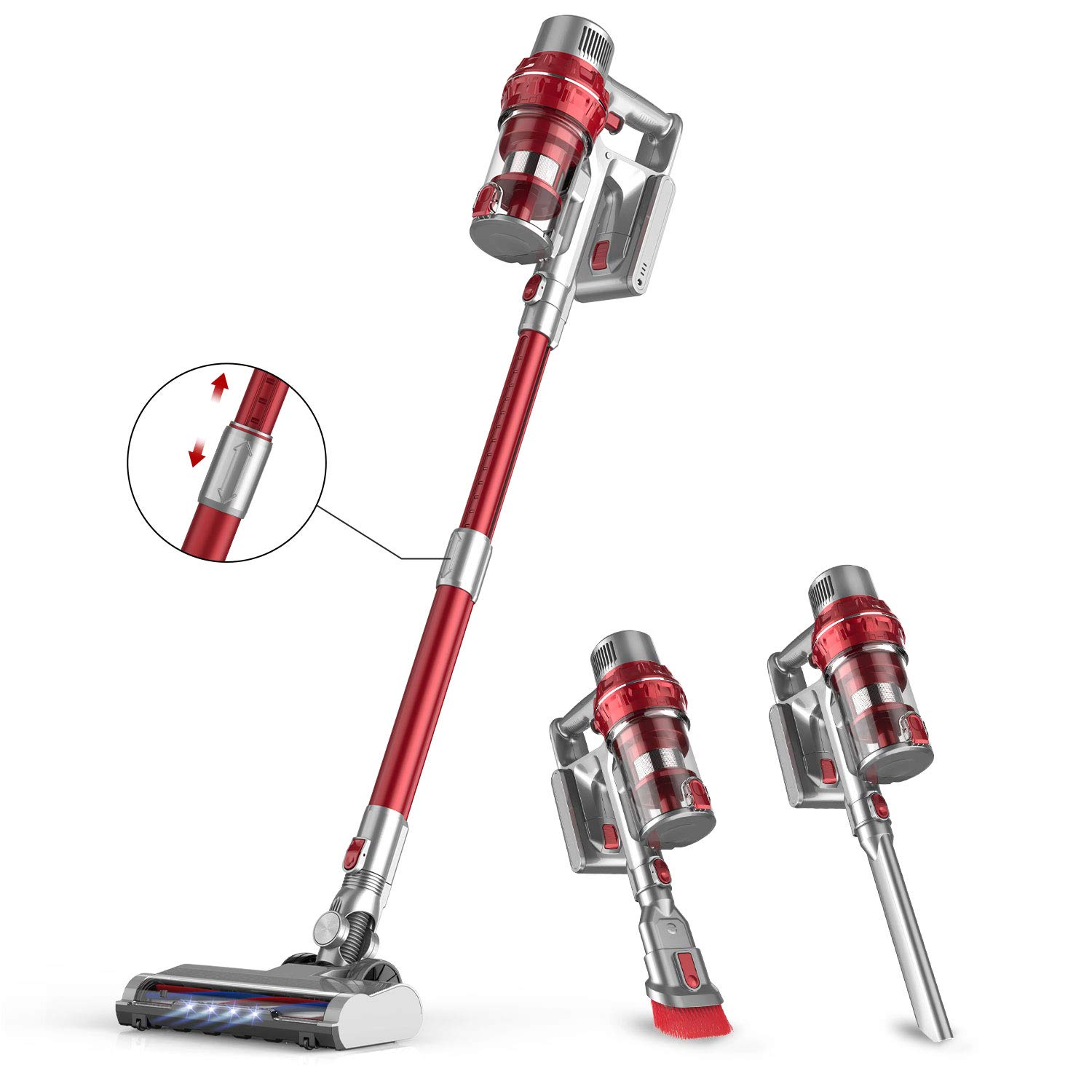 BuTure Cordless Vacuum Cleaner