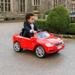 BMW 4 Series Officially Licensed Kids Electric Ride On Car Coupe with LED Headlights and Mp3 Connection
