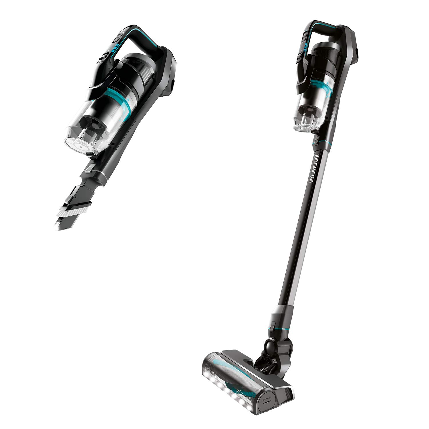 BISSELL Icon | Cordless Vacuum Cleaner | 2-in-1; Stick Vac