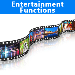 Entertainment Functions