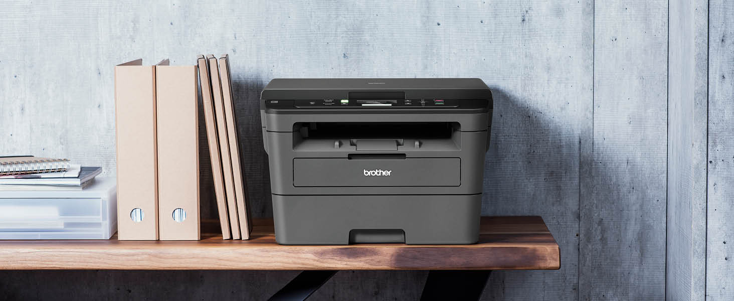 Brother DCP-L2530DW Wireless multifunction mono laser printer - Hotspots