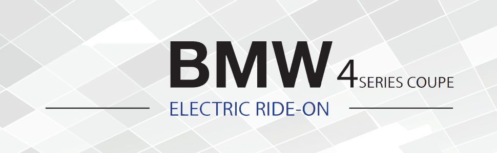 bmw electric ride on