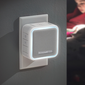 DC515NBS Compact, Plug-In Doorbell with Visual Alerts