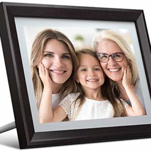Dragon Touch Digital Photo Frame WiFi 10 inch IPS Touch Screen HD Display