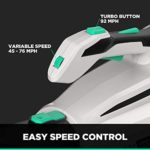 Powerful Brushless Motor with 2.5Ah Battery & Charger