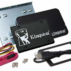 Kingston KC600 SSD SKC600B/512G Internal SSD 2.5 Inch