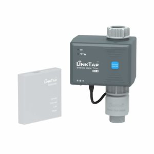 LinkTap G2S Wireless Water Timer - Requires Gateway - Smart Irrigation Tap Timer with App