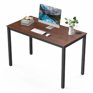 Umi Amazon Brand Computer Desk Study Desk Modern Simple Office desk PC Laptop Table Writing Desk Table for Home Office - 120×60×75 CM
