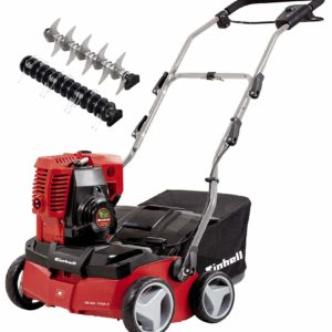 Einhell GE-SA 1335 P Petrol Scarifier/Aerator with 35 cm Working Width
