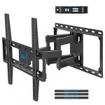 Mounting Dream TV Wall Bracket Mount Swivel and Tilt for Most 26-55 Inch LED