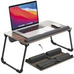 ATUMTEK Laptop Lap Tray Fits Up to 17.3 inches Laptops