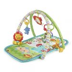 Fisher-Price 3-in-1 Musical Rainforest Activity Gym