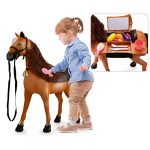 TEMI Riding Horse for Kids