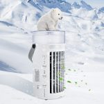 UPTOTO Portable Water-Cooled Air Cooler