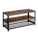 Vasagle LTV40BX TV Stand for TV up to 43 Inches